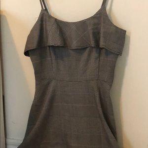 Forever 21 plaid mini dress